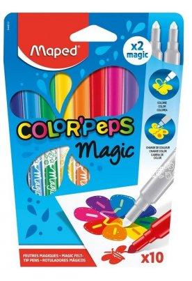 Μαγικοί μαρκαδόροι Color Pep's Maped