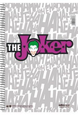 Τετράδιο The Joker 2 Θεμάτων