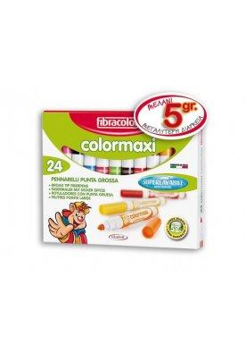 Μαρκαδόροι Fibracolor New Colormaxi