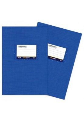 Τετράδιο πλαστικό μπλε εκθέσεων