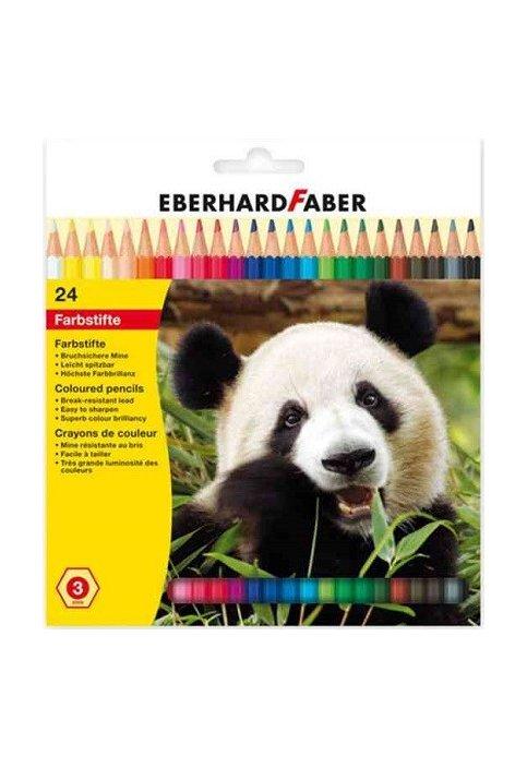 Ξυλομπογιές 24 χρωμάτων EFA