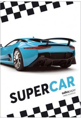 Τετράδιο καρφίτσα SUPER CARS